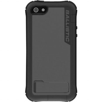 [holiczone] Ballistic EV0993-M305 Every1 Case with Holster for iPhone 5 - 1 Pack - Retail /94858