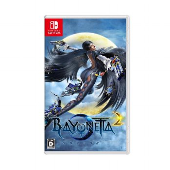 Nintendo Switch Bayonetta 2 DVD Games