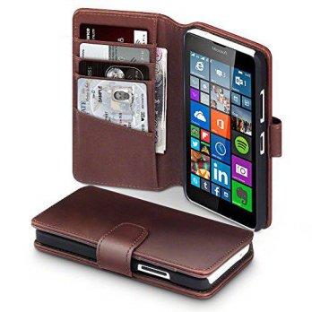 [holiczone] Microsoft Lumia 640 Case, Terrapin [GENUINE LEATHER] Microsoft Lumia 640 Case /97884