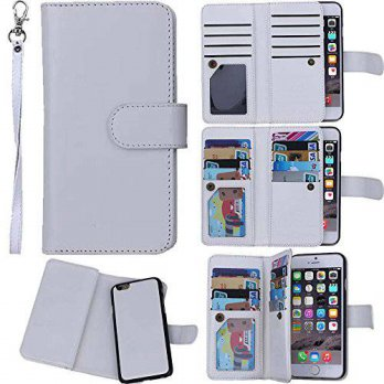 [holiczone] iPhone 6 Case, GX-LV [iPhone 6 Split Case] [iPhone 6 Multi-functional Wallet C/100642