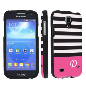 [holiczone] SkinGuardz Desginer Hard Case for Samsung Galaxy S4 Mini SCH-I435 Verizon - (B/101292
