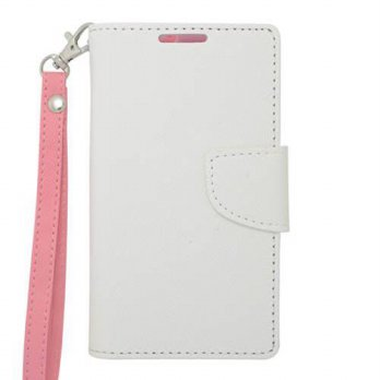 [holiczone] Eagle Cell Flip Wallet PU Leather TPU Protective Case Cover for LG Volt F90 LS/103296