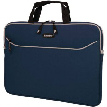 [holiczone] Mobile Edge SlipSuit Sleeve Macbook 17.3 Neoprene Navy/104787