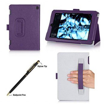[holiczone] Fire HD 7 Case (4th Generation, 2014 Release) - ProCase Stand Folio Protective/116984