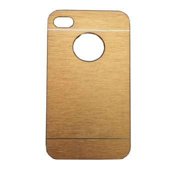 Motomo Ino Metal Case Lenovo K4 Note- Gold