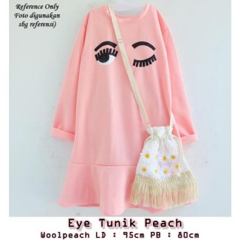 Eye Tunik Peach