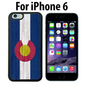 [holiczone] INNOSUB USA Colorado State Flag on Wood Custom Case/ Cover/Skin *NEW* Case for/131707