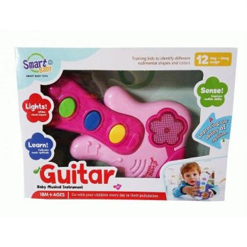 Guitar Baby Musical Instrument