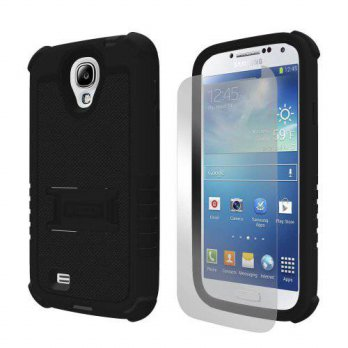 [holiczone] Beyond Cell Tri-Shield Hybrid Hard Shell and Silicone Case with Built-In Kicks/136991