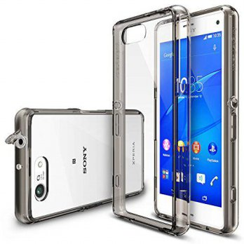 [holiczone] Xperia Z3 Compact Case - Ringke FUSION Case [Free HD Film/Dust&Protection][SMO/138409