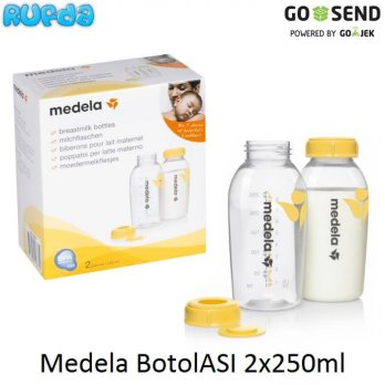 Medela Breastmilk Bottles / Botol ASI 2x250ml