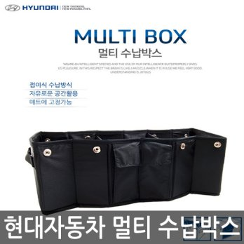 HYUNDAI multi-car storage box 4424 car accessories car camera blackvue recorder purifier charger ca