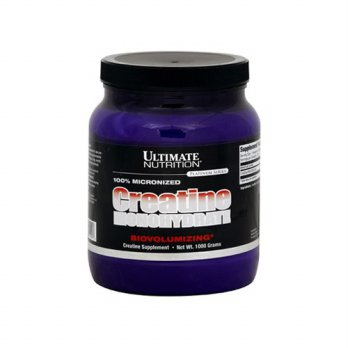 Ultimate Nutrition Creatine Monohydrate 1000 gr | Suplemen fitness