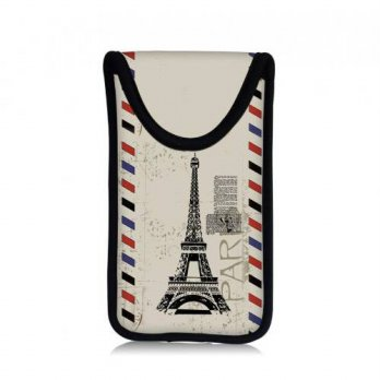 [holiczone] MySleeveDesign Smarthpone Case Sleeve Pouch Sock (for Samsung Galaxy S4, HTC o/149174