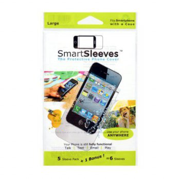 [holiczone] SmartSleeves PS35XL Sleeves for Large Size Smart Phones and iPhone 5 - 1 Pack /150075