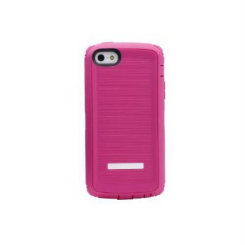 [holiczone] Body Glove ToughSuit Phone Case for iPhone 5/5s - 9379204 - Raspberry/White/151814