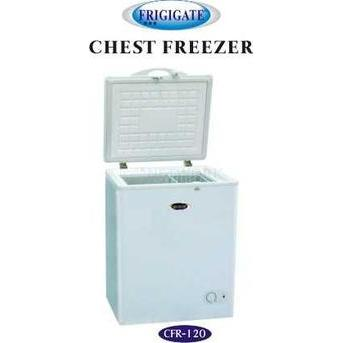 [Frigigate]Chest Freezer 120ltr F122