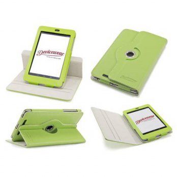 [holiczone] Devicewear Rotating Google Nexus 7 Case First Generation/2012 with Multi-angle/169211