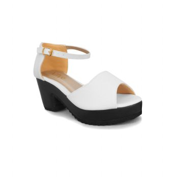 AliveLoveArts Mild White Wedges