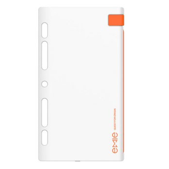 Emie Powernote White Powerbank for Apple 5200 mAh