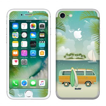 Garskin iPhone 7 - Summer Escape