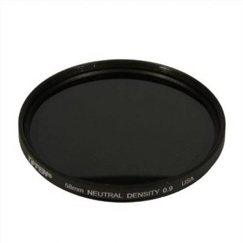 [holiczone] Tiffen 58mm Neutral Density 0.9 Filter/180708