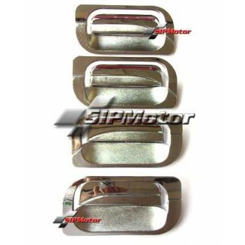 Cover Handle Pintu & Outer Mobil Agya / Ayla Chrome