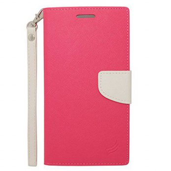 [holiczone] Eagle Cell Flip Wallet PU Leather Protective Case for ZTE Zmax Z970 - Retail P/183068