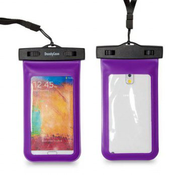 [holiczone] DandyCase Waterproof Case for Apple iPhone 5, Galaxy S4, HTC One, iPod Touch 5/85025