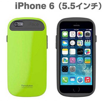 [holiczone] Hamee iFace Revolution 5.5 inch Case for iPhone 6s Plus / 6 Plus 5.5 inch Dedi/85413