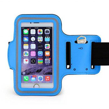[holiczone] iPhone 6/6S Armband, KiEasye Sports Armband for Apple iPhone 6/6S 4.7 Inch (4./90761