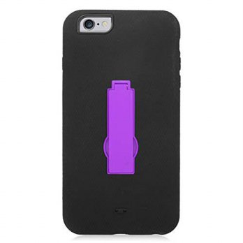 [holiczone] Eagle Cell Hybrid Armor Protective Case with Stand for Apple iPhone 6 Plus - R/93442
