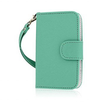 [holiczone] EMPIRE LG Optimus Dynamic II Wallet Case, MPERO FLEX FLIP Wallet Case for LG O/98765
