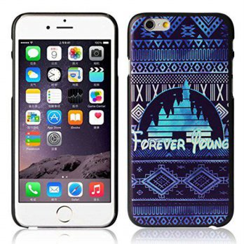 [holiczone] Coromose Forever Young Pattern Case For Iphone 6 6G 4.7 Inch (as show)/99949