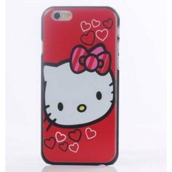 [holiczone] Logic Armor Elegant Hello Kitty Hard Case for Iphone 6 (4.7) (Red)/104020