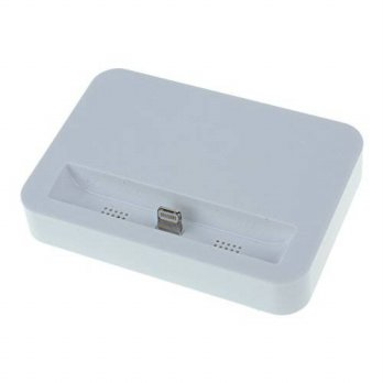 [holiczone] Mobi LockTM Mobi Lock White Desktop Docking Station Dock for Apple iPhone 6, 6/109961