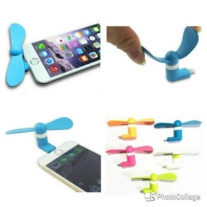 kipas angin for Iphone / mini fan smartphone iphohe 4 5 6 6+ plus