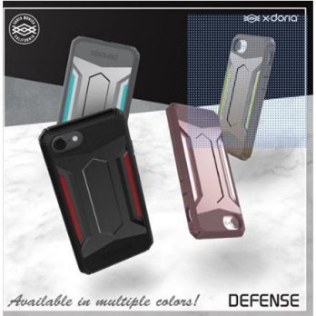 X Doria Defense Gear iPhone 7 Plus Silver