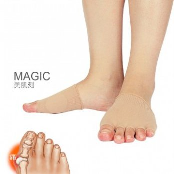 Body Magic Moment Hallux Valgus Toe Protection Into One Pair Of Socks JG-039