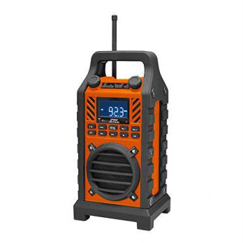 [macyskorea] Pyle PYLE PWPBT250OR Ultra Rugged Job Site Bluetooth Speaker with FM Radio, U/12670836