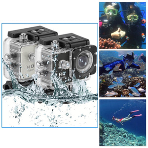 Action Camera / Camera Go Pro No Wifi / Wi fi Full HD 1080P 2inch