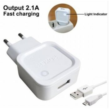 Charger Roker 2.1A Travel Micro USB