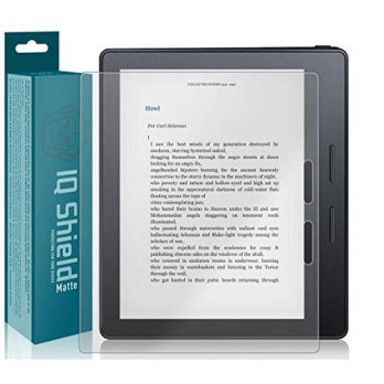 [macyskorea] IQShield Kindle Oasis Screen Protector, IQ Shield Matte Full Coverage Anti-Gl/12670304