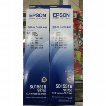 Ribbon Cartridge Original Epson LX-300/LX-300+II ( S015516)