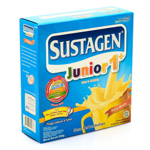 Sustagen Junior 1+ Madu 350 gram