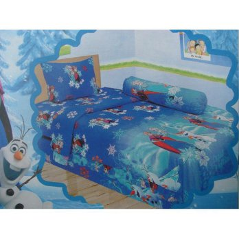 Sprei Lady Rose 120 Motif Frozen