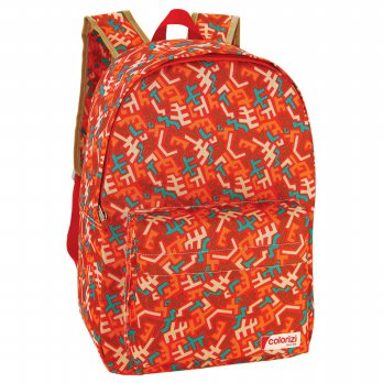 Colorizi CR612AT West Pack Aztec Backpack