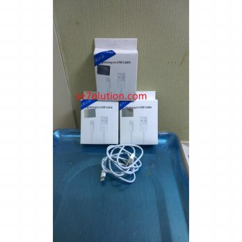 Apple Kabel USB Lightning Original 100% 1M