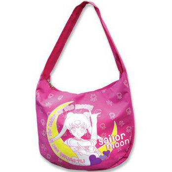 [macyskorea] Sailor Moon Shoulder Pink Zip Top Handbag/12666008