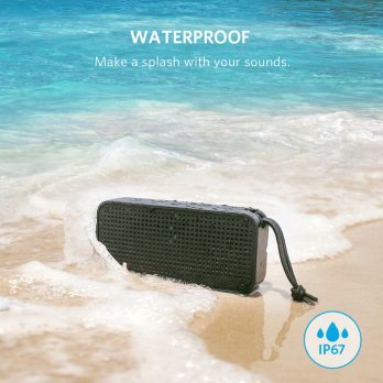 Speaker Bluetooth Portable ANKER SoundCore Sport XL Waterprof-A3181011